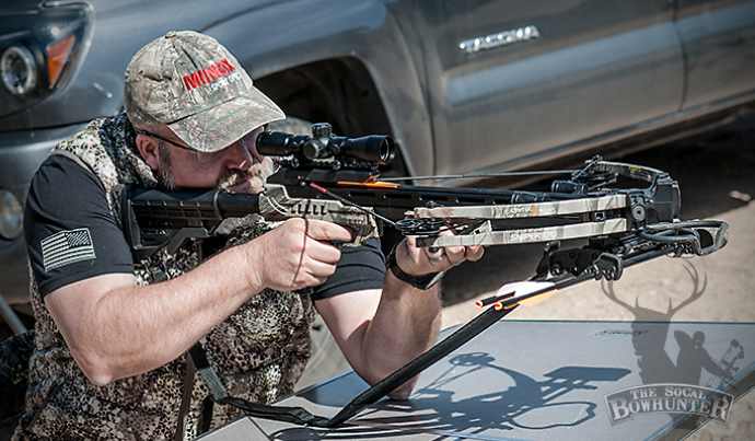 Gear Review: CenterPoint Sniper 370 Crossbow - The SoCal Bowhunter