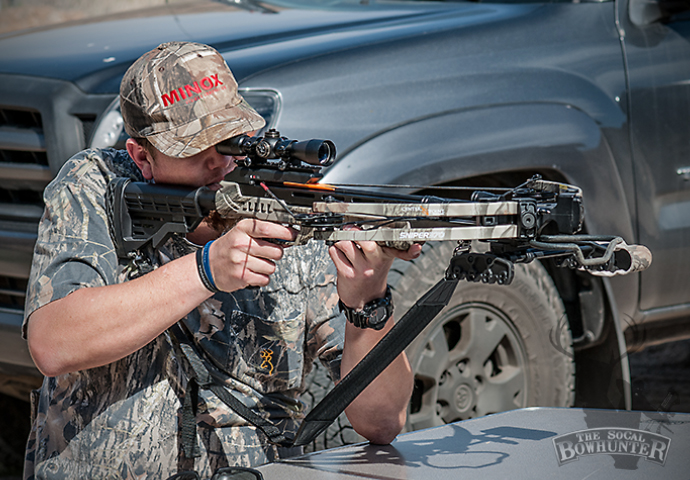 Gear Review: CenterPoint Sniper 370 Crossbow - The SoCal