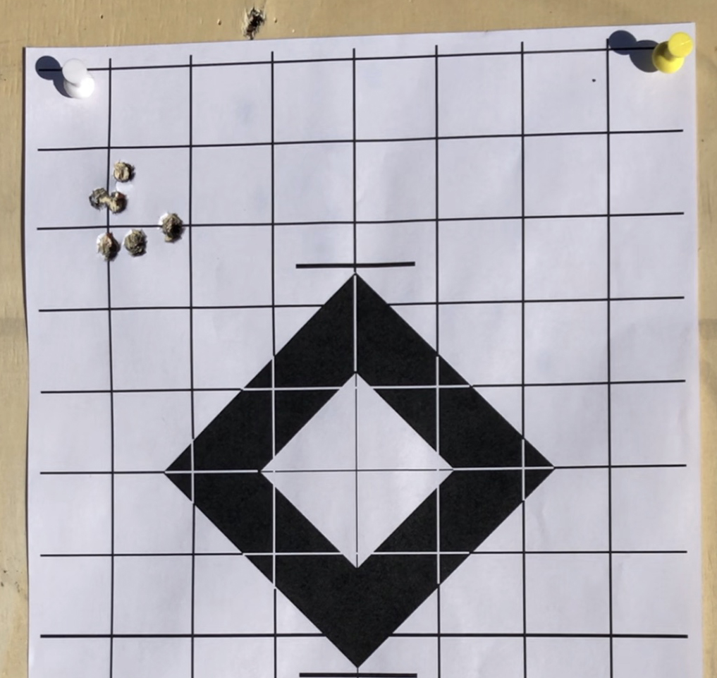 Final Results - Copper Projectile Testing for the  270